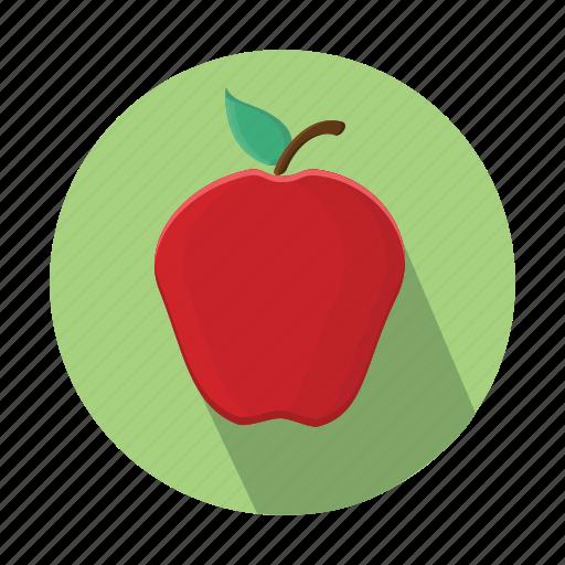 agriculture, apple, farm, fruits icon