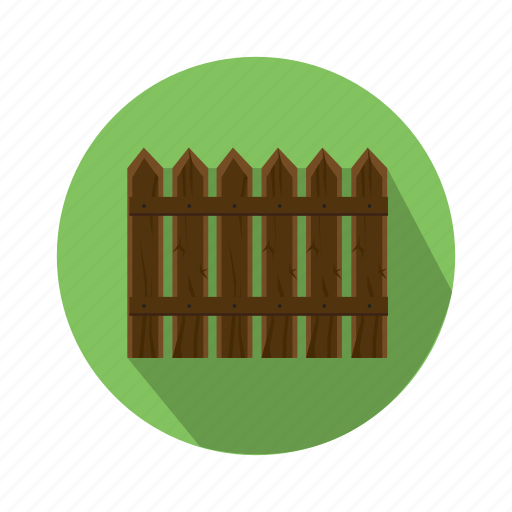 agriculture, farm, fence icon