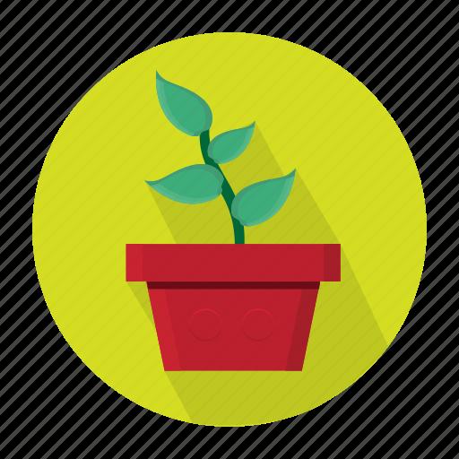 agriculture, farm, grow, plant icon
