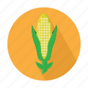 agriculture, corn, farm icon