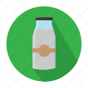 agriculture, farm, milk icon