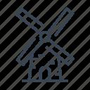 mill, windmill