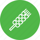 agriculture, farm, field, flour, food, wheat icon