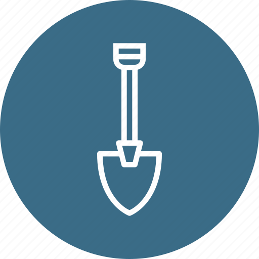 dig, digging, equipment, machine, showel, tool icon