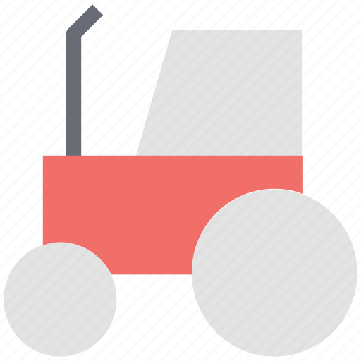 agriculture, farm tractor, farmer truck, farming, harvesting machinery, tractor, vehicle icon