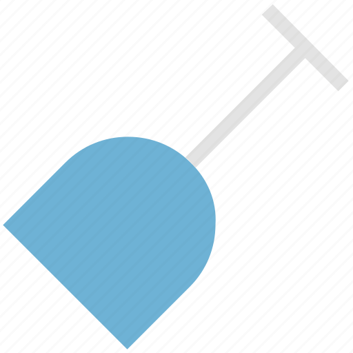 cleaning, cleaning utensil, dustpan, house things, sweeping icon