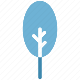 agriculture, cypress tree, forest, generic tree, nature, tree icon