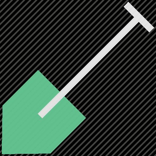 agricultural, farm equipment, gardening tool, hand tool, harvesting, shovel icon