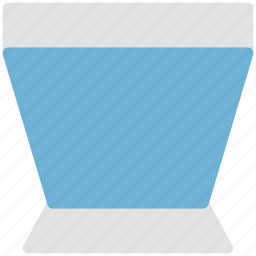ceramic, container, flowerpot, plant, planter, pot icon