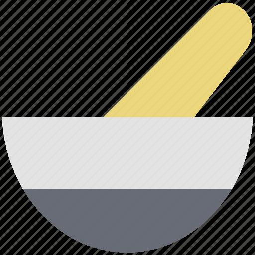 bowl, herbal medication, medicine bowl, mortar, pestle icon