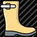 shoe, boot, winter, famer