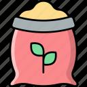fertilizer, farm, field, agriculture