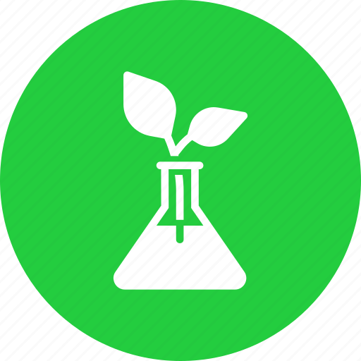 dna, gmo, laboratory, modified, plant, research, test icon