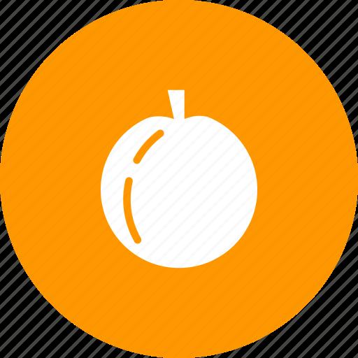 fruit, healthy, juicy, nectarine, peach icon