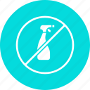 chemical, free, gmo, hormone, organic, pesticide, prohibited icon