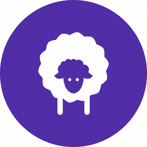 agriculture, cattle, farm, livestock, meat, sheep, wool icon