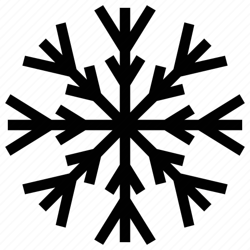 christmas, decoration, ornate, season, snow, snowflake, weather icon