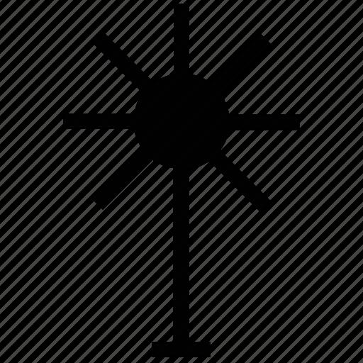 ecology, energy, mill, power, retro, turbine, wind, windmill icon
