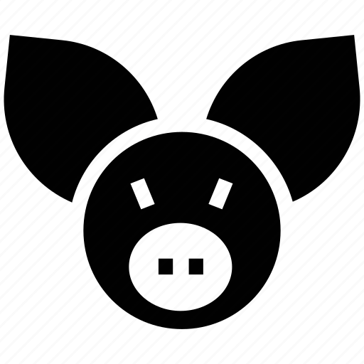 animal, cartoon, cartoon cow, cattle, cow, cow face, face icon