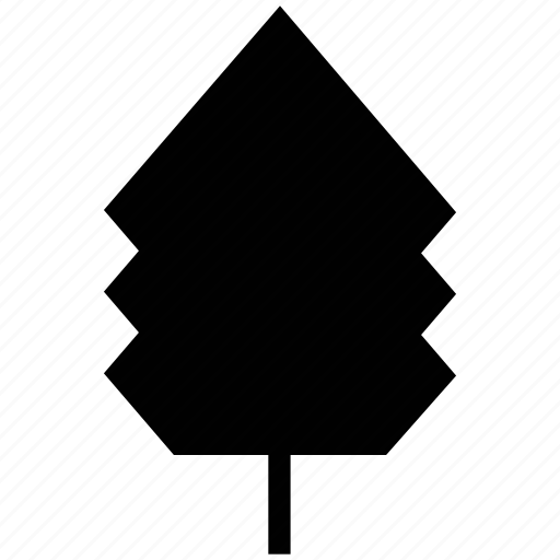 Greenery, nature, tree, larch, greenness icon