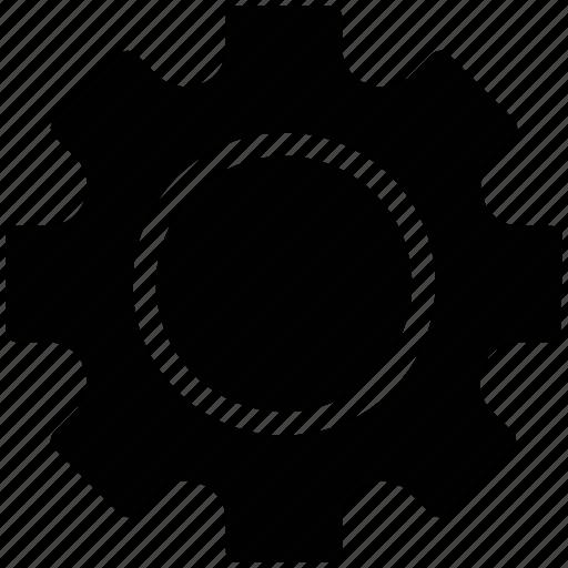 cogwheel, gear, gearwheel, options, settings icon