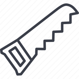agriculture, arm-saw, hacksaw, handsaw icon