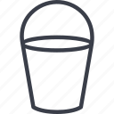 agriculture, bucket, bucketful, farm, pail icon