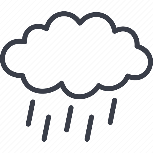 agriculture, cloud, cloudy, rain, weather icon