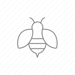 bee, beekeeping, beeswax, bumblebee, hive, honey, insect icon