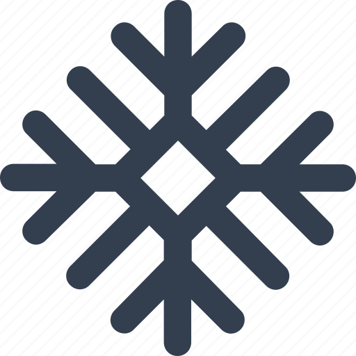 air, conditioner, conditioning, snowflake, snowing, weather, winter icon