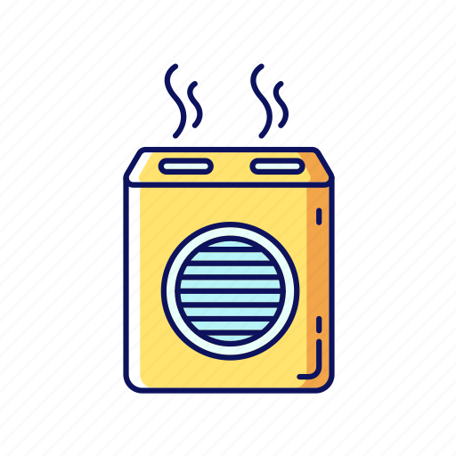 Air, appliance, color, evaporator, filter, humidity, purifier icon - Download on Iconfinder
