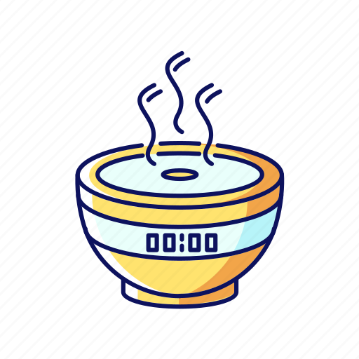 Air, cleaner, color, filter, humidifier, purifier, timer icon - Download on Iconfinder