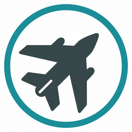 Aviation, aircraft, airplane, airport, plane, aeroplane, flight icon - Download on Iconfinder