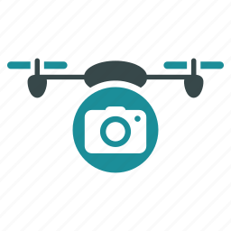 camera, drone, flying copter, nanocopter, photo, quadcopter, spy icon