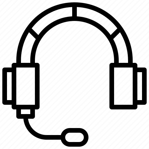 bubble, call, center, communications, headset, information, speech icon