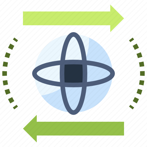 arrows, coin, currency, exchange icon