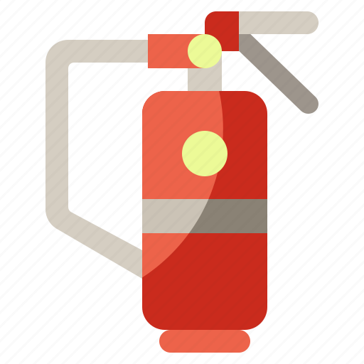 extinguisher, fire, firefighting, protect, protection, safety, secure icon