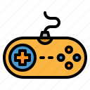 controller, entertain, fun, game, kid icon
