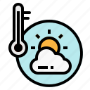 climate, forecast, temperature, thermometer, weather