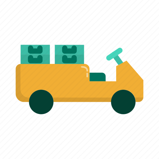 airport, car, luggage, transport, transportation, vehicle icon