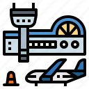 airplane, airport, aviation, terminal, transportation