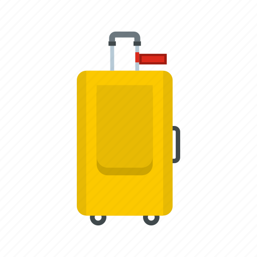 briefcase, journey, suitcase, tourism, travel, trolley, vacation icon