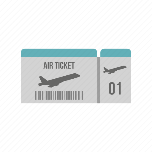 airline, airplane, airport, departure, plane, ticket, travel icon