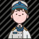 captain, pilot, airline, crew, uniform