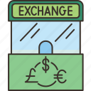 currency, exchange, money, foreign, cash