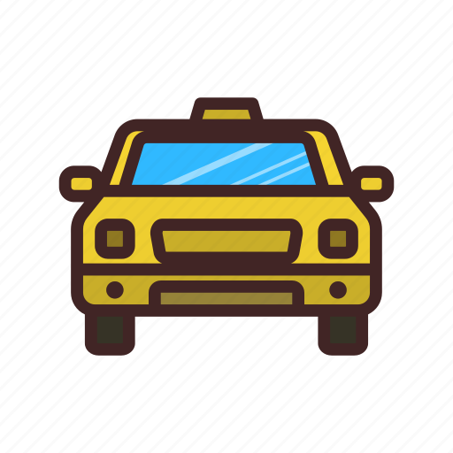 airport, car, service, taxi, transport, transportation icon