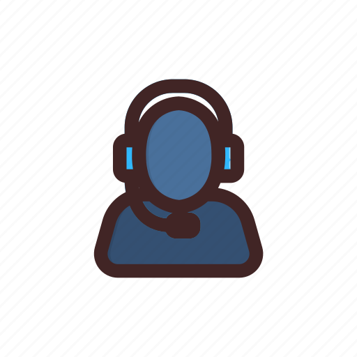 customer service, help, info, information, service, support icon