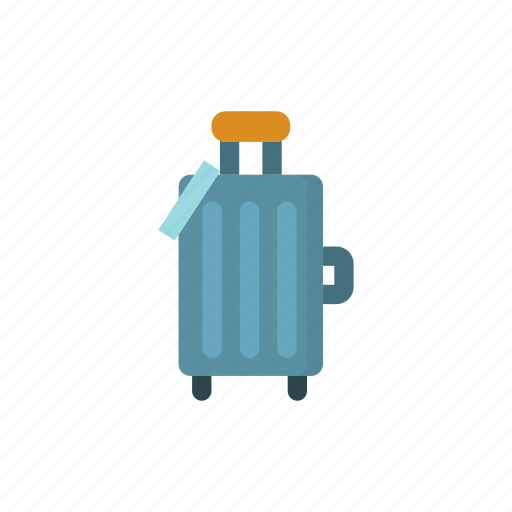 airport, baggage, luggage, suitcase, vacation icon