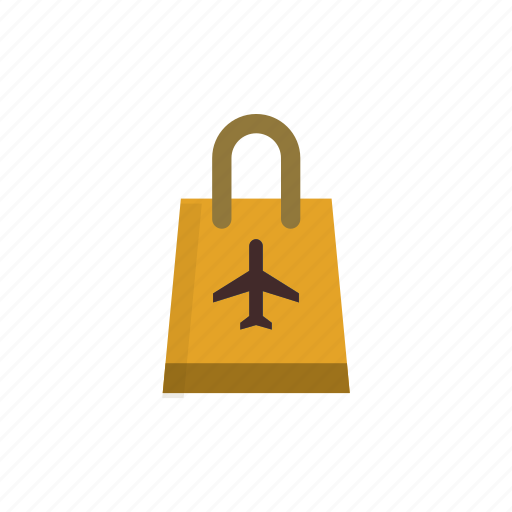bag, duty, free, payment, shop, shopping, tax icon