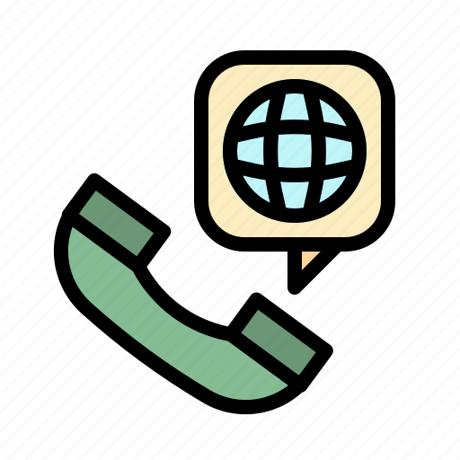 call, calling, handle, international, phone icon